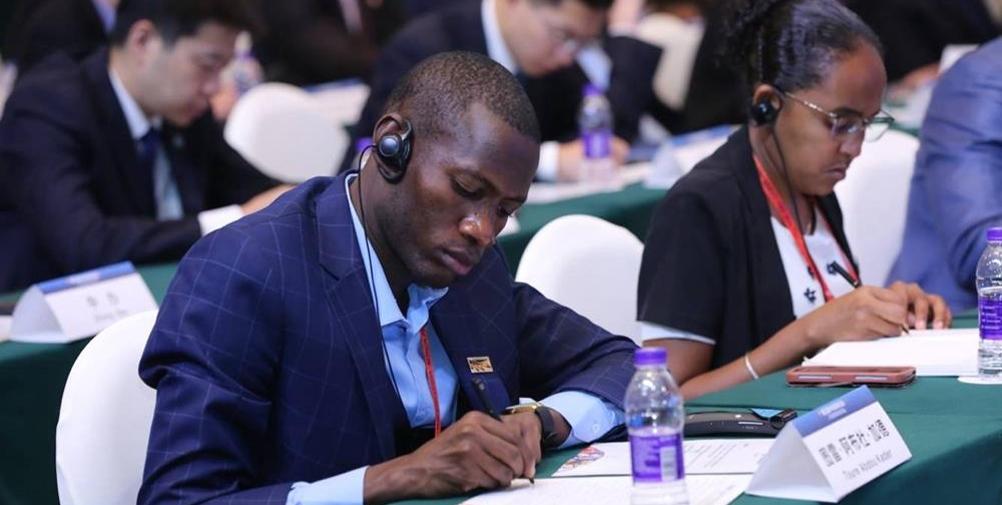 第五届中非民间论坛:认真记录