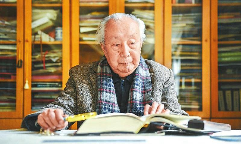 著名理论经济学家刘诗白的初心和坚持